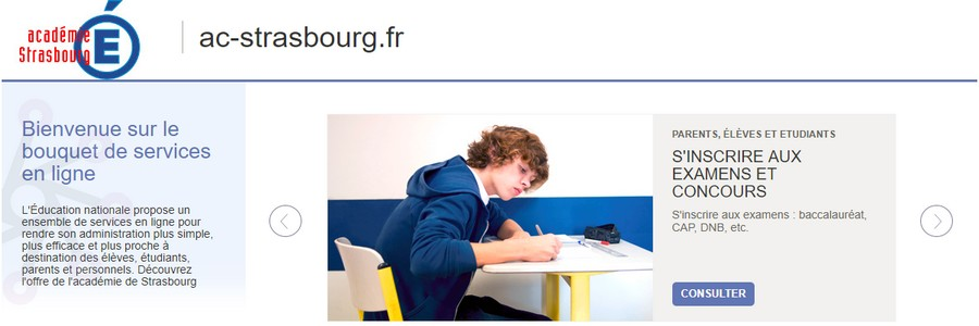 services education nationale